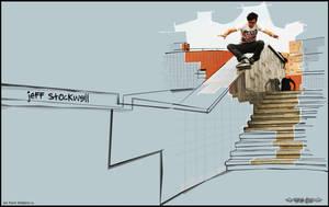 Jeff Stockwell by wengosz