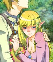Zelda - Skyward Sword by cup-drop