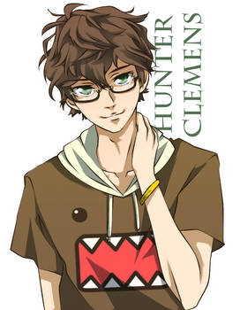 Vol 2 EXTRA - Hunter Clemens, Just A Typical Nerd
