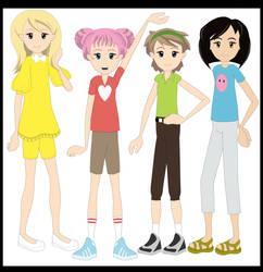 Mid girls