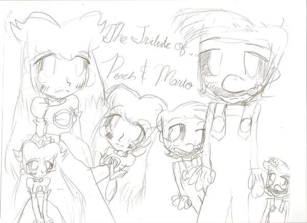 Mario-Mareach Tribute by Yukiu-chan