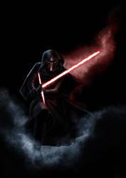 Star wars tribute: Kylo Ren
