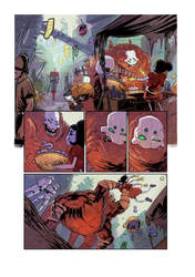 MAXWELL'S DEMONS TRADE PAPERBACK! Special Moments2