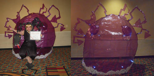 Medusa cosplay version 4.0