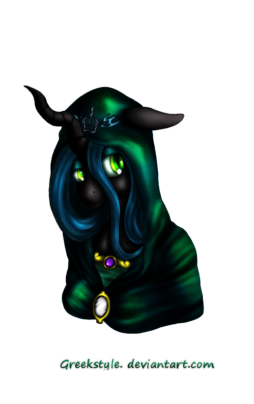 Queen Chrysalis   Commision By Greekstyle-da7oypj by nioniosbbbb
