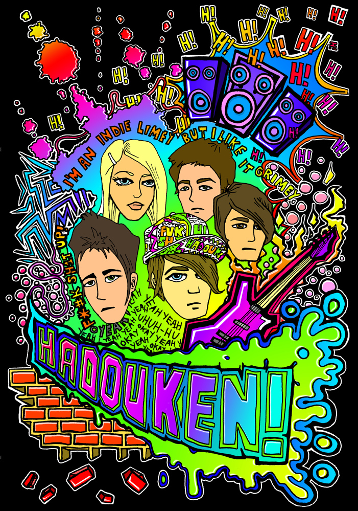 HADOUKEN by hadoukentheband on DeviantArt