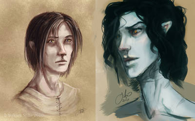 Then and Now: Jamyn by Lumaris