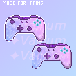 Controller badge by MamaAna