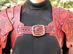 Shoulder armour detail 2