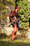 Complete Hard Leather Armour