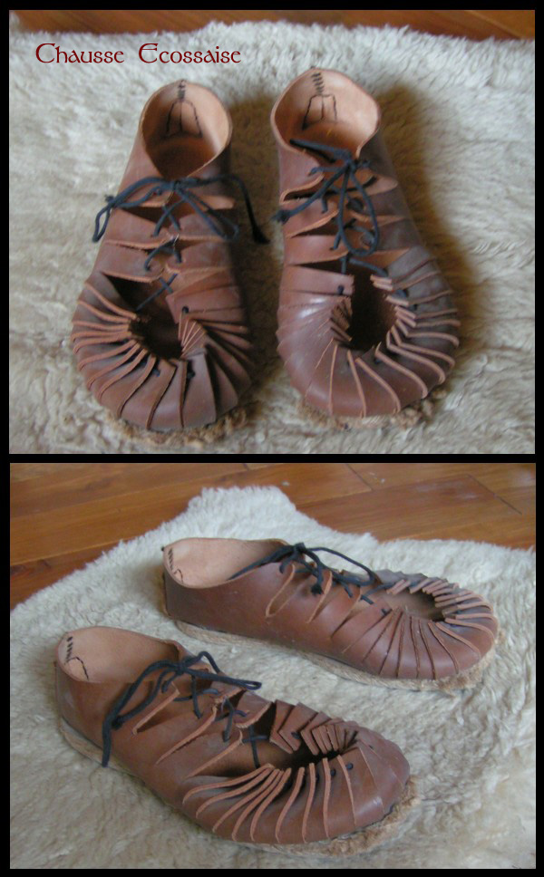 Scotich shoes by Bear-Crafter