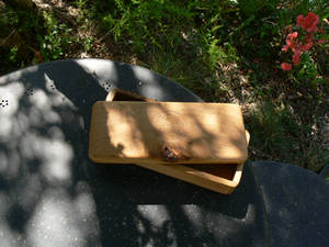 G.H.D Giveaway Tiny Project : Obi Wooden Box