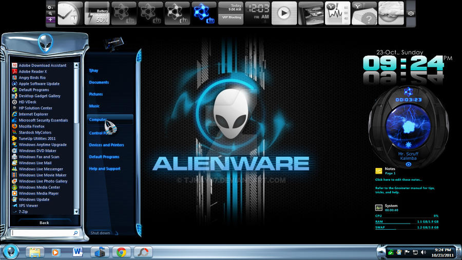 alienware breed