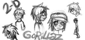 2-D Sketches