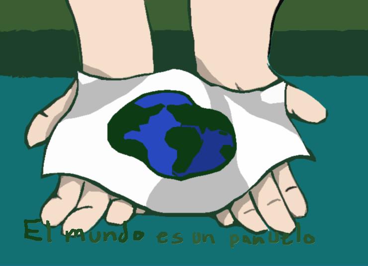 El Mundo es un Panuelo by ArgentaLazuli