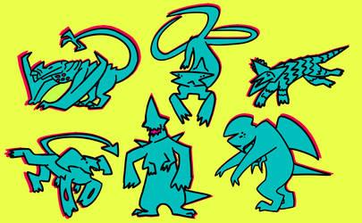 Kaiju Kids