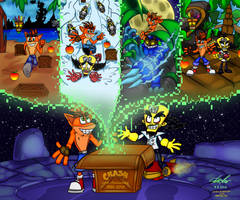 Happy 20th Anniversary Crash Bandicoot!