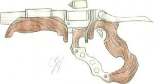 Draconic Personal Defense Rifle