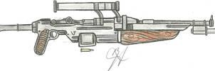 Das Luger Gewehr 14 by Chigiri16