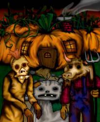 Pumpkin Patch Kidz
