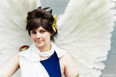 Kid Icarus by Vomle