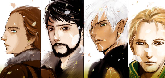 Favorite characters!