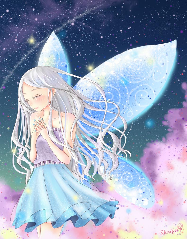 Fairy by ShiraKyandii