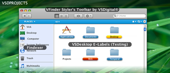 VSDesktop E-Labels - Testing by vsdigital