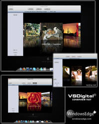 VSDesktop coverflow tests