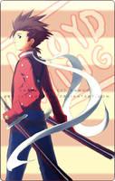 Drifting Swordsman by Lubrian