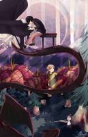 Dragon Hunters by Lubrian