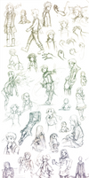 post all the sketches!