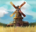 Windmill Design