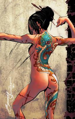 Iris's Tattoo - Concept
