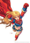 Supergirl by eDufRancisco