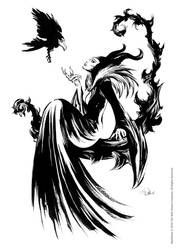 MALEFICENT by eDufRancisco