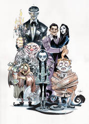 The Addams by eDufRancisco