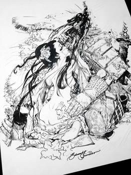 A Gueixa e O Samurai