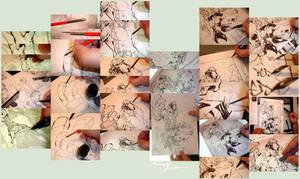 How I Ink : Nib