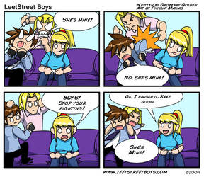 LeetStreet Boys webcomic 23