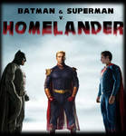 Batman and Superman v. Homelander