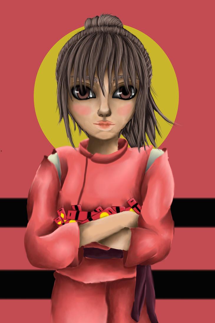 Chihiro by yasminload63