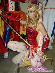cosplay Tina Branfrod -10