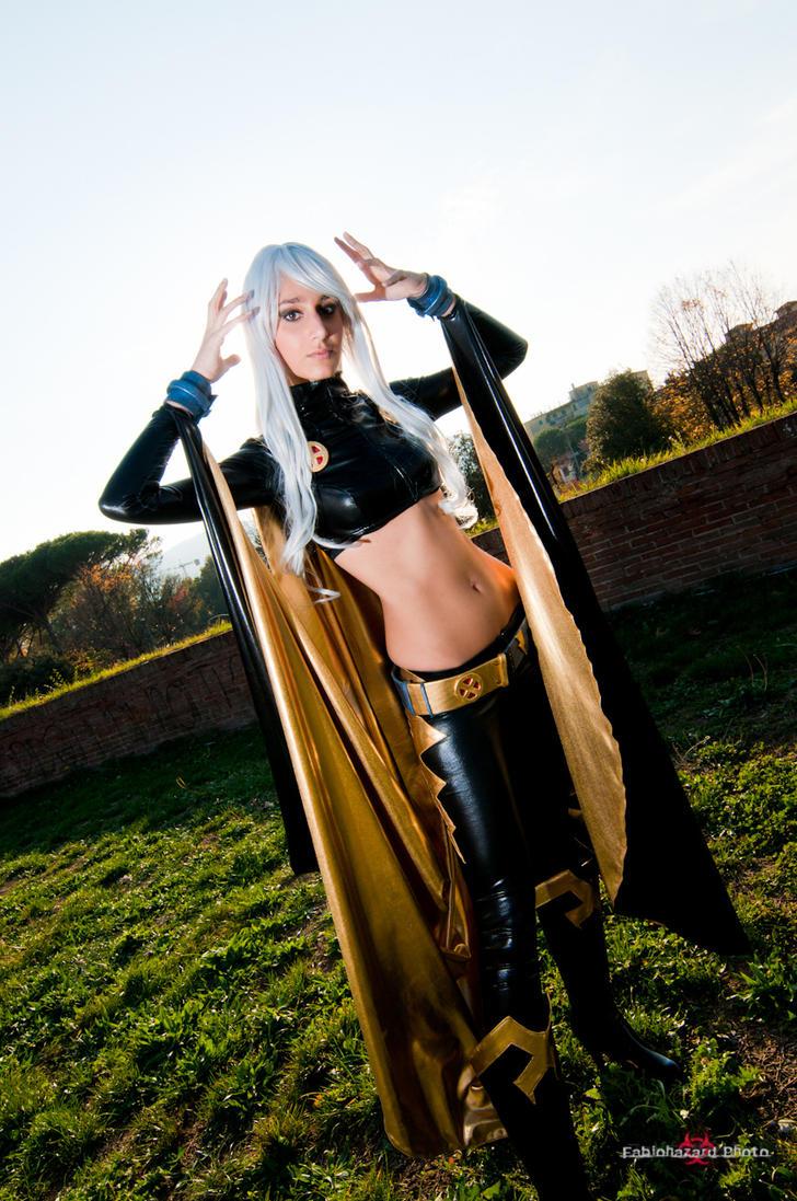cosplay Storm -5 by sadakochan87