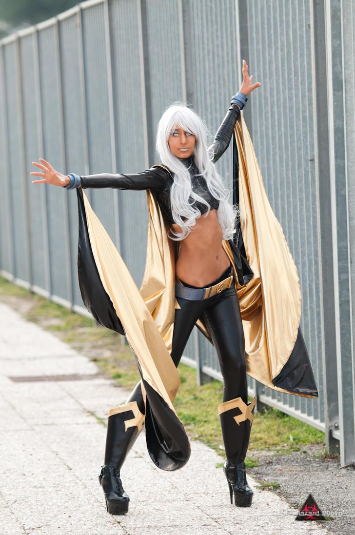 cosplay Storm -6 by sadakochan87
