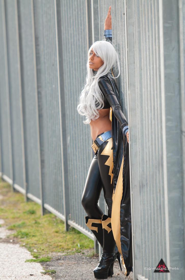 cosplay Storm -7 by sadakochan87