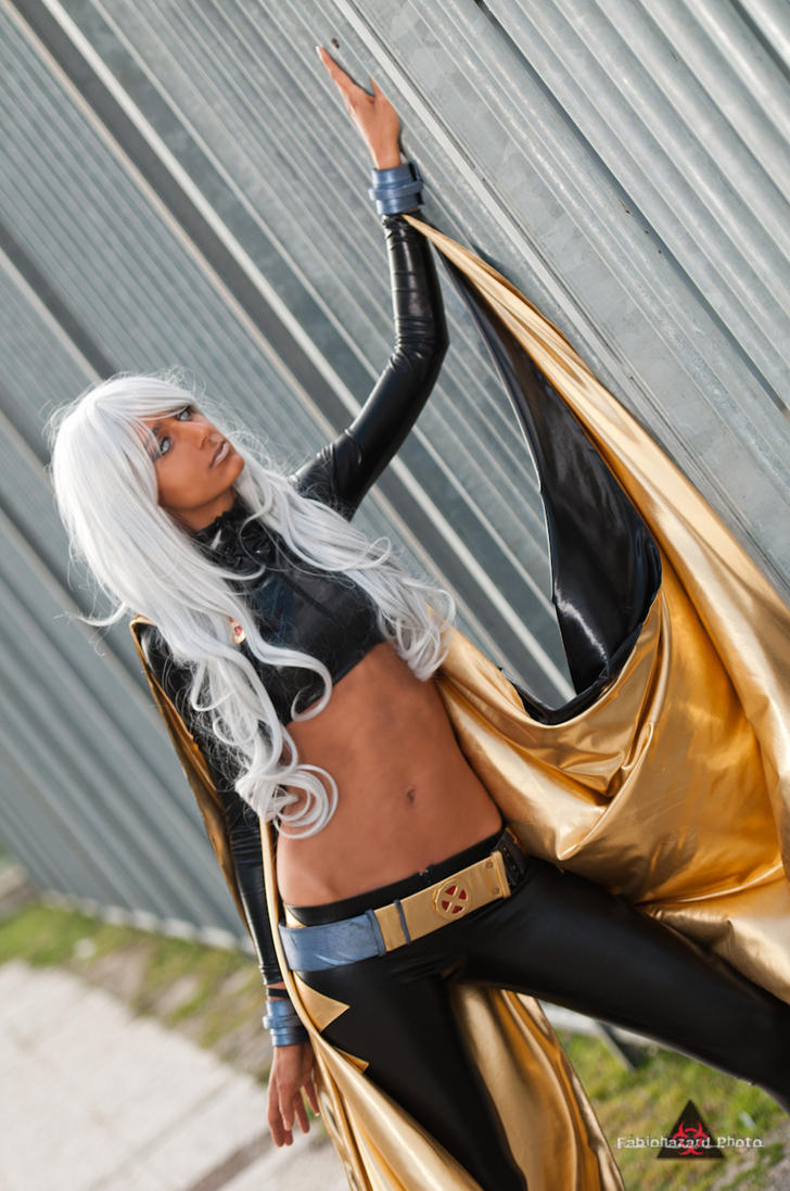 cosplay Storm -8 by sadakochan87