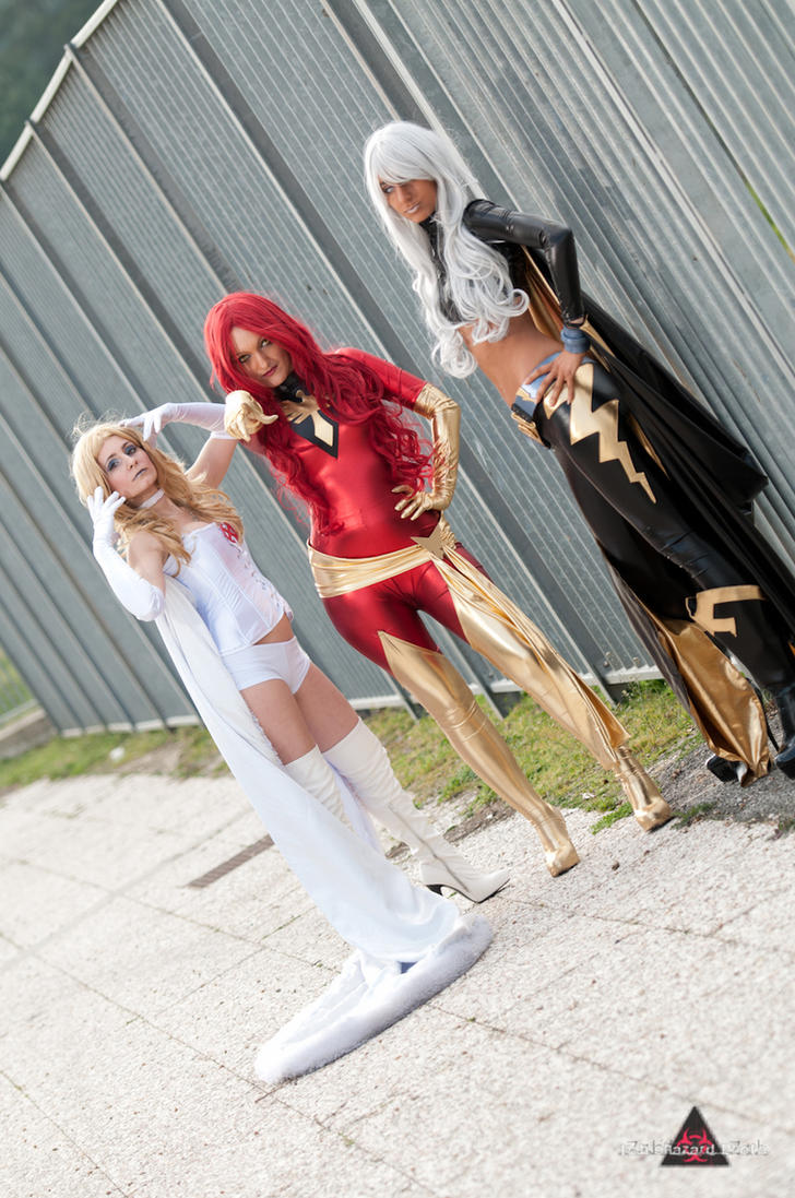 cosplay Storm -11 by sadakochan87