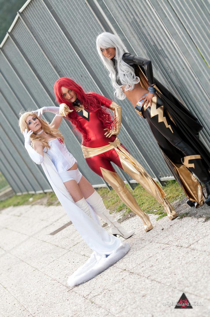 cosplay Storm -11 by sadakochan87
