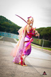 cosplay Tina Branford -14 by sadakochan87
